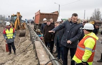 У Києві будують Велику Окружну дорогу