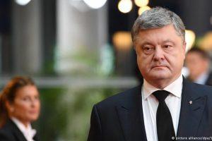 Порошенко повернувся в Україну, коли дізнався про підозру