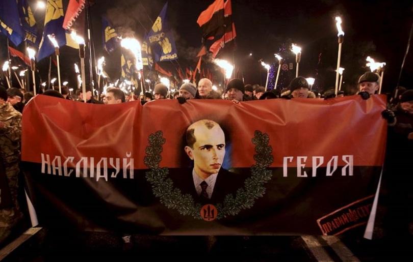 У перший день нового року пройде марш на честь Степана Бандери