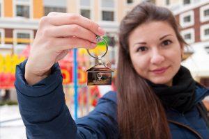 25 учасників АТО безкоштовно отримали квартири на Київщині