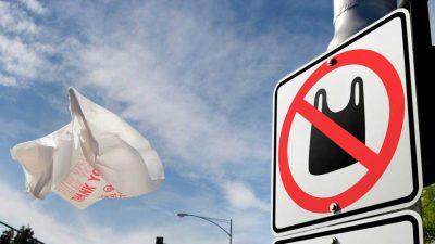 Верховна Рада підтримала заборону пластикових пакетів в Україні