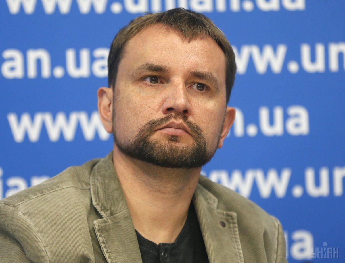 В'ятрович вважає, що потрібно показати, яким чином була встановлена радянська влада / фото УНІАН