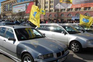 """""""Приїдуть усі"""": власники євроавто пригрозили Києву колапсом"""
