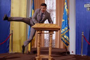 Зеленський іде в президенти: ЗМІ дізналися про плани Коломойського