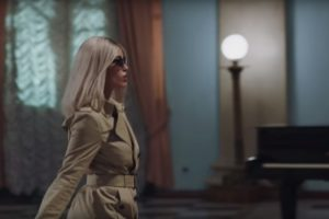 У Києві британська співачка і актриса зняла кліп