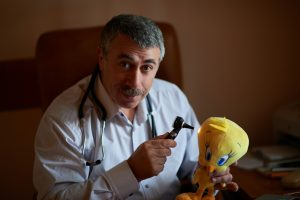 Кір в Україні: доктор Комаровський про профілактику хвороби