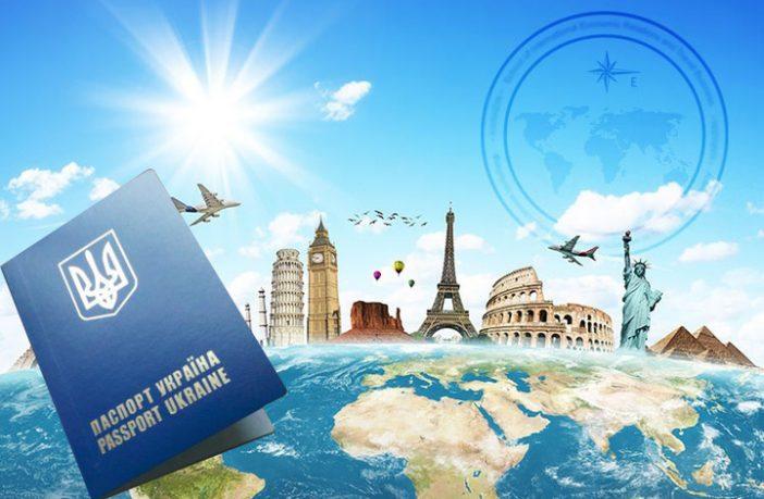 безвізовий режим український паспорт