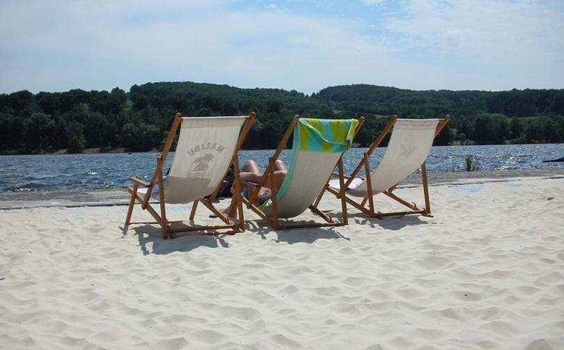 На Троєщині з'являться пляжі і зони відпочинку