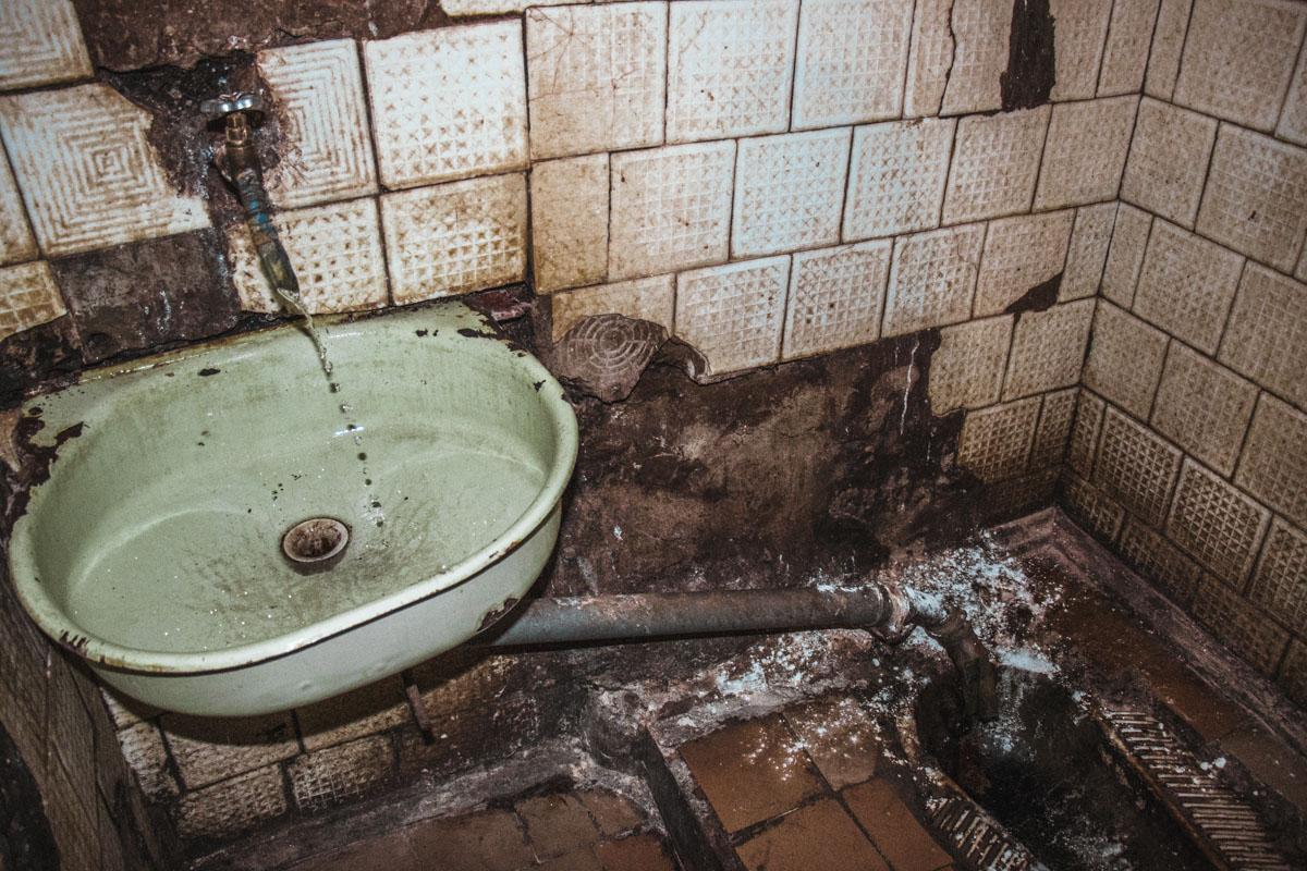 У Лук'янівському СІЗО показали жахливі умови утримання ув'язнених (фото, відео)