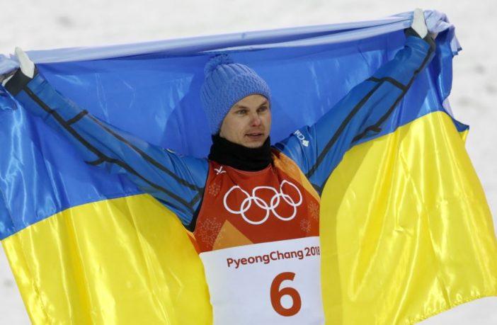 Золота медаль Абраменка: з'явилося відео переможного стрибка українського лижника