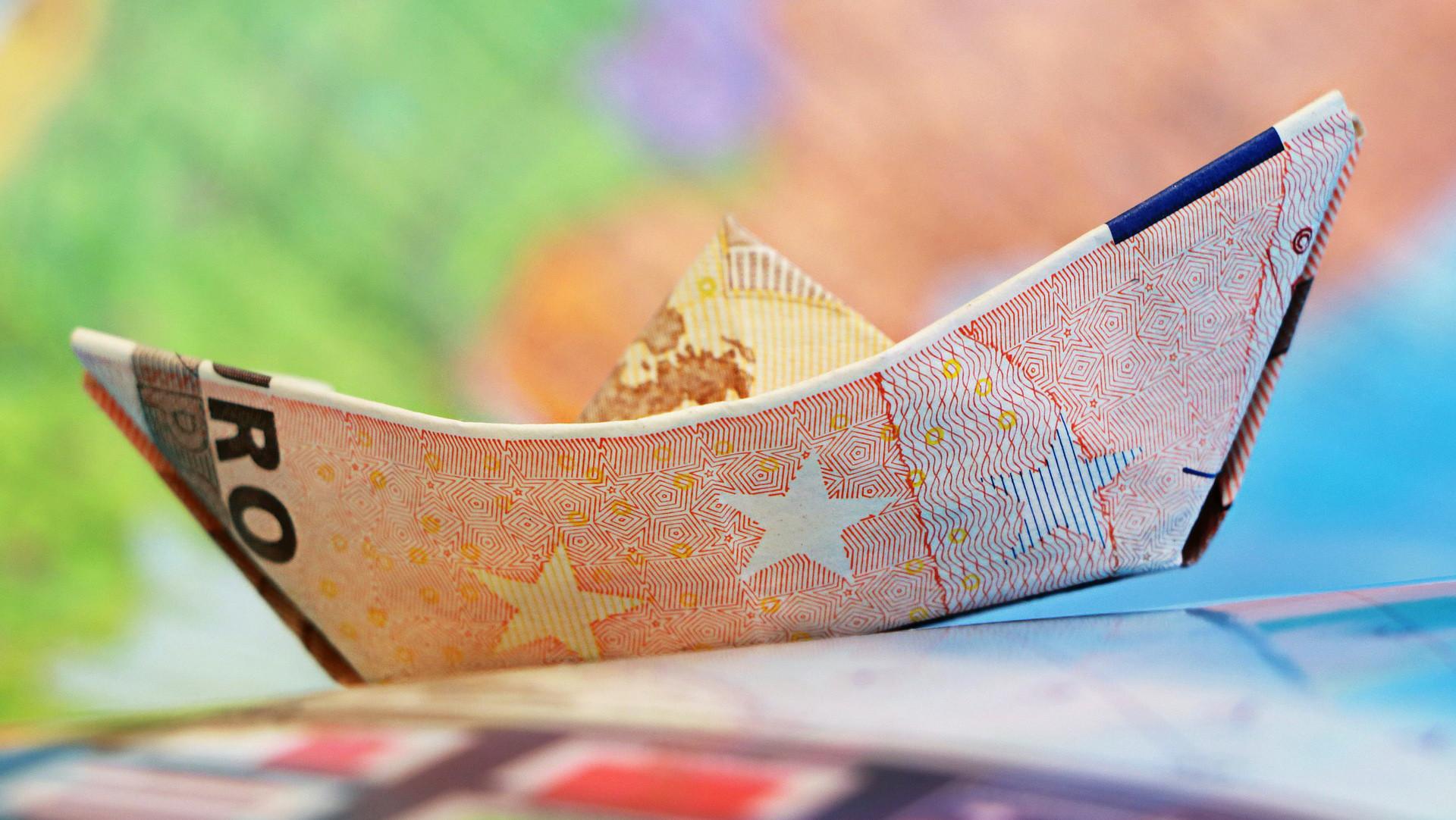 гроші з за кордону євро валюта
