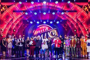 Ліга сміху 2018 4 сезон 3 випуск онлайн: перша гра четвертого сезону 16.03.2018