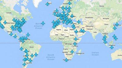 ВСІ паролі до Wi-Fi у ВСІХ аеропортах світу! Інтерактивна карта