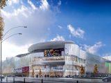 На Позняках відкривається торговий центр з величезним гіпермаркетом