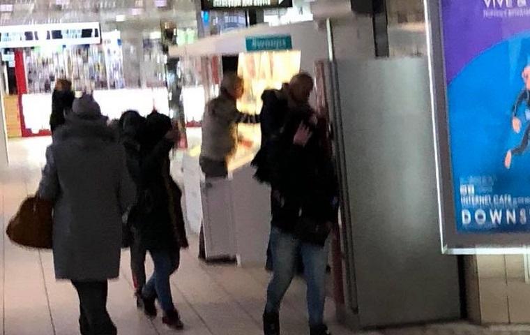 Киянин розповів про банду грабіжників, що орудує в центрі міста (фото)