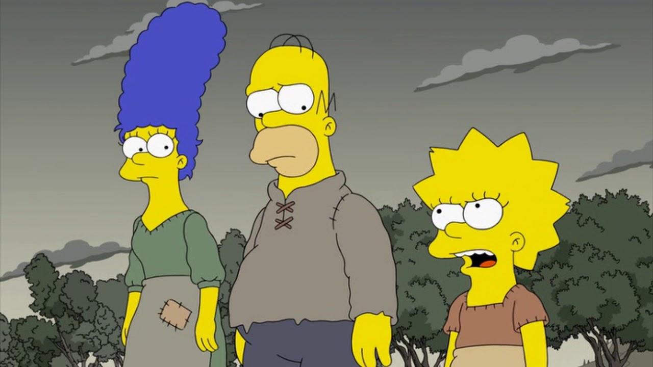 Сімпсони закарпатською