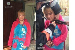 Держали на цепи: в Одессе молодую женщину освободили из рабства (фото)