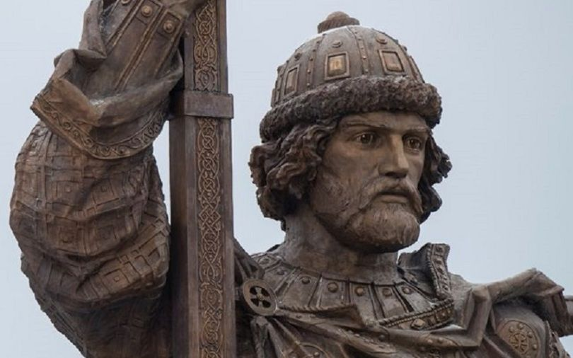 На в'їзді до Києва з'явиться гігантська статуя князя Володимира