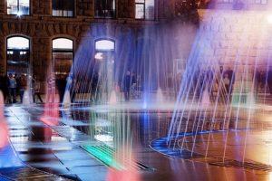 З'явився графік роботи столичних фонтанів