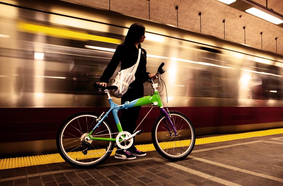велисипед метро