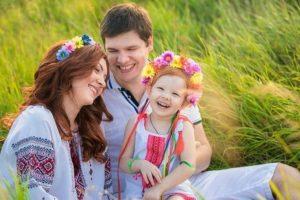 У центрі столиці пройде марш на честь Всеукраїнського дня сім'ї