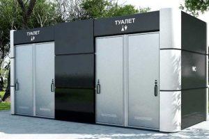 Біля столичних вокзалів облаштують модульні туалети (адреси)