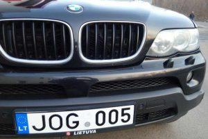 В Україну не пропускають автомобілі на єврономерах