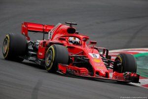 Команда «Формули-1» Ferrari влаштує автошоу в Києві