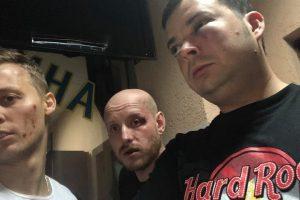 У Києві побили сина нардепа Шуфрича (фото)