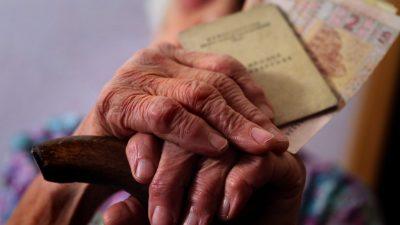 Наступного року пенсіонерам, старшим 80 років, доплачуватимуть 670 грн надбавки — уряд