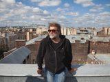 З'явилося відео виступу Бориса Гребенщикова на Пейзажній алеї (відео)