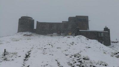 Карпати засипало снігом. Вражаючі фото
