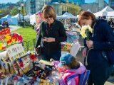 На Подолі проходить великий ярмарок від українських хендмейд-майстрів