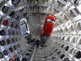 На Троєщині побудують багатоповерхові паркінги замість гаражів
