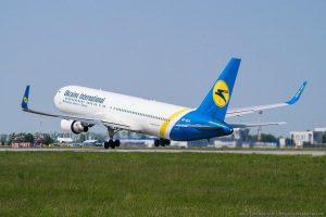 МАУ запускає прямий рейс з Києва до Канади