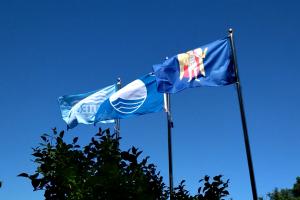 Два київські пляжі отримали нагороду «Блакитний прапор»