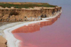 Цілюща вода! Мертве море в Україні – не фантастика, а реальність