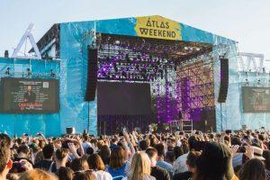 У Києві стартував Atlas Weekend. Розклад виступів