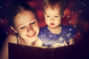Казкотерапія: виховання дітей казкою
