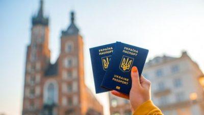 В ЄС запропонували скасувати безвіз для України