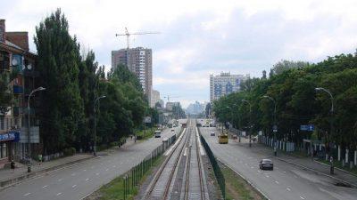 Кияни підтримали перейменування проспекту у Солом'янському районі