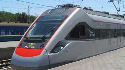 Стало відомо, коли запустять поїзд з Києва до Риги