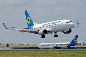 МАУ відмовилась змінити Kiev на Kyiv
