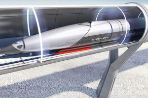 Омелян розповів, коли в Україні запустять Hyperloop