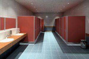 В українських супермаркетах з'являться громадські туалети