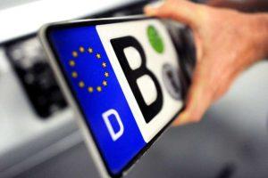 Верховна Рада підтримала законопроект щодо зниження вартості розмитнення авто на «єврономерах»