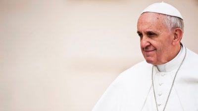 """Папа Римський змінив слова молитви """"Отче наш"""": новий текст"""