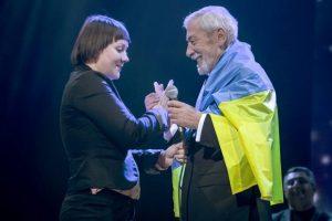 Хай живе вільна Україна: Вахтанг Кікабідзе зворушливо підтримав нашу Батьківщину