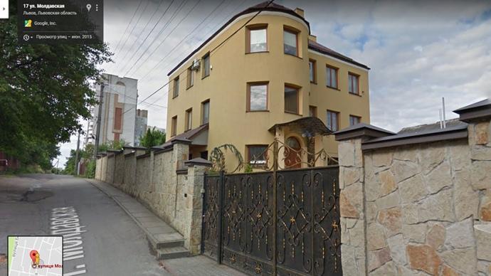 Будинок на 418 квадратних метрів у Львові