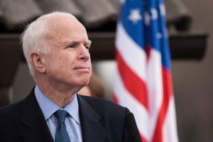 Родина сенатора Маккейна підтримала перейменування київської вулиці найого честь
